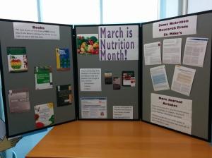 nutrition display