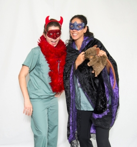 Halloween Photobooth Pictures