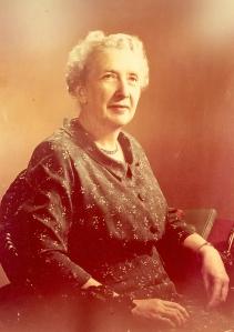 Miss Grace Murphy, RN, 1964