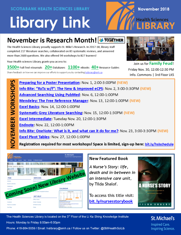 November 2018 Library Link_online version