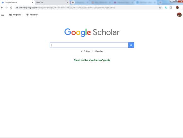 Google Scholar 1